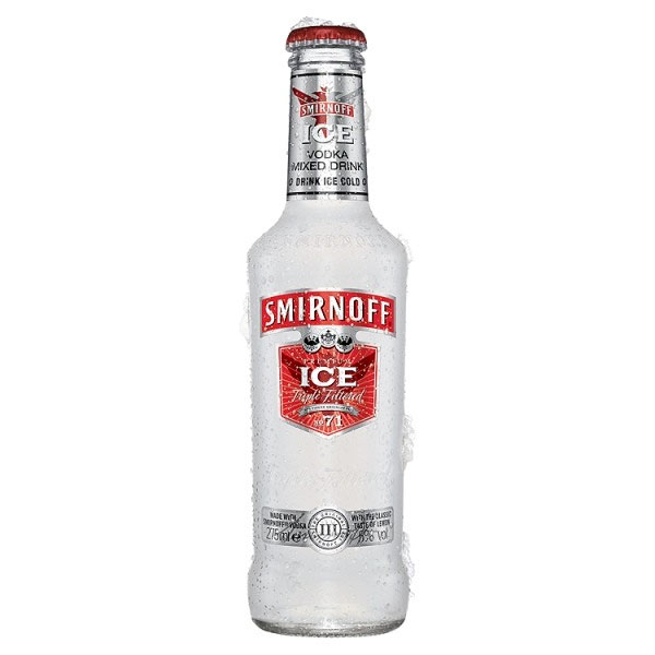 VODKA SMIRNOFF ICE